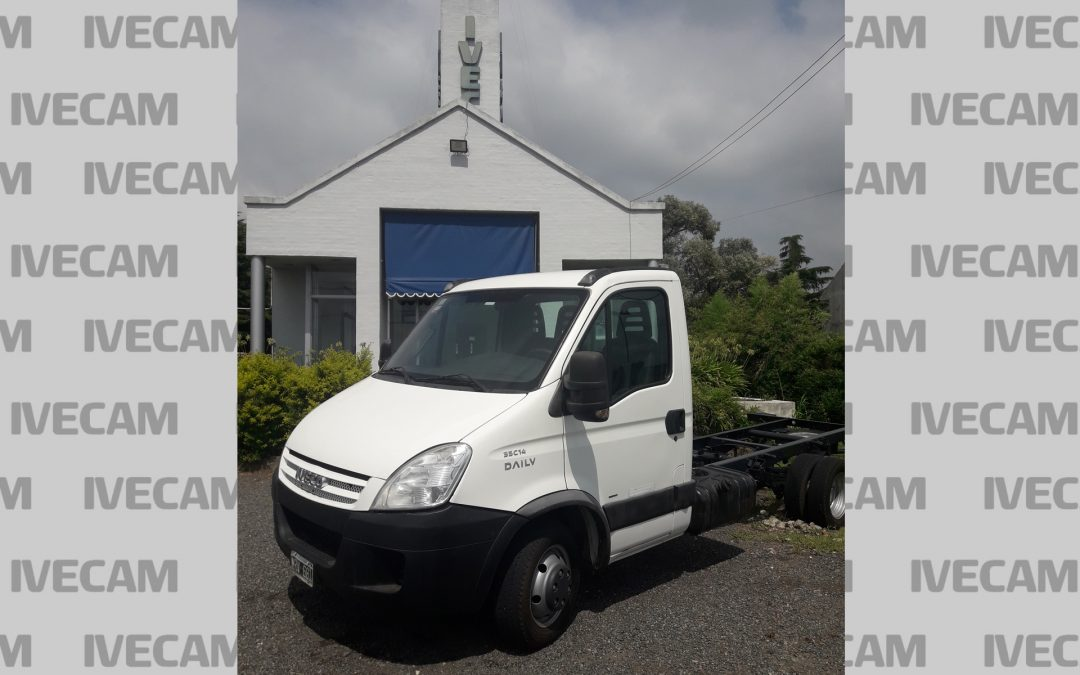 IVECO DAILY CHASIS 35C14
