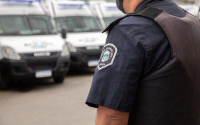La seguridad de Buenos Aires se renueva con vehículos IVECO