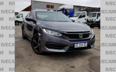 HONDA CIVIC EX AT