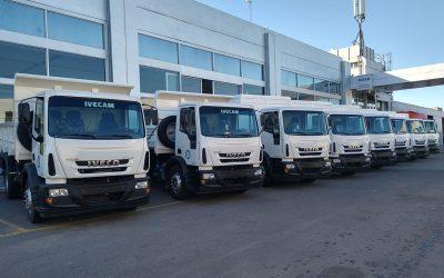 Entregamos 78 camiones Tector al Ministerio de Ambiente y Desarrollo Sostenible de la Nación 🌱🇦🇷